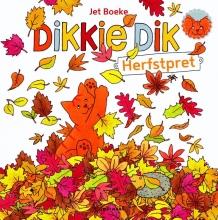 Jet  Boeke Dikkie Dik : Herfstpret