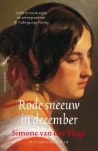 Simone van der Vlugt , Rode sneeuw in december