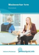 Adrienne  Moolenaar Medewerker HRM bronnenboek