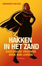 Annemarie van Geel , Hakken in het zand