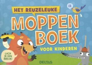 Het reuzeleuke moppenboek voor kinderen set 3 ex.