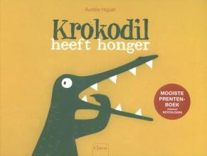 Aurélia  Higuet Krokodil heeft honger