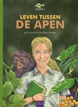 Jan Leyssens , Wonderwaar, Leven tussen de apen