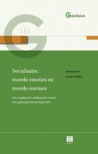 Ann De Buck, Lieven  Pauwels Gandaius Meesterlijk Socialisatie, morele emoties en morele normen