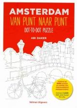 Abi  Daker Amsterdam, van punt naar punt