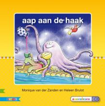 Heleen Brulot Monique van der Zanden, Aap aan de haak