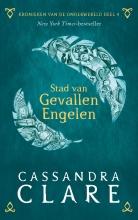 Cassandra  Clare Stad van gevallen engelen