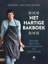 Rutger van den Broek , Het hartige bakboek