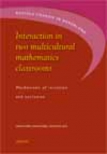 Interaction in two multicultural mathematics classrooms