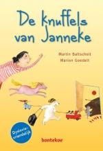Martin Baltscheit , De knuffels van Janneke