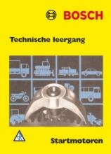 J. van den Berg , Bosch startmotoren