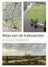 Marloes Wellenberg Ad van der Zee, Atlas van de Trekvaarten in Zuid-Holland