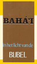 J.I. Baaren , Het Baha`i in het licht van de bijbel
