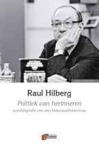 Raul  Hilberg Politiek van herinneren