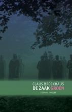 Claus  Brockhaus De zaak groen