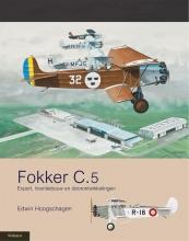 Edwin  Hoogschagen Fokker C.5