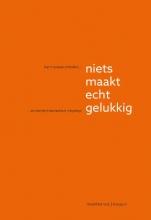 Maarten Vos , niets maakt echt gelukkig