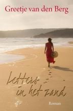 Greetje van den Berg Letters in het zand