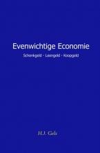 H.J.  Gels Evenwichtige Economie