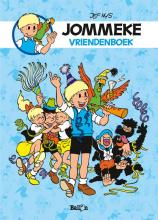 , Vriendenboek Jommeke