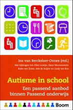 Autisme in school - een passend aanbod binnen passend onderwijs