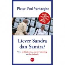 Koen Van der Bracht Pieter-Paul Verhaeghe, Liever Sandra dan Samir