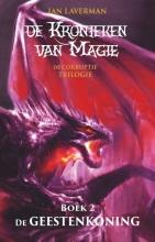 Ian  Laverman De corrupte trilogie De geestenkoning