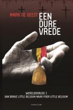 Mark De Geest , Een dure vrede