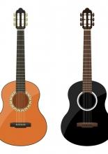 Allets Comfort , Gitaarakkoorden- Gitaartabs Notenschrift- Bladmuziek (A5) Guitar row - Allets Comfort