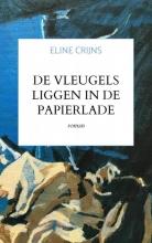 Eline Crijns , De vleugels liggen in de papierlade