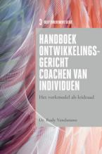 Rudy  Vandamme Handboek ontwikkelingsgericht coachen