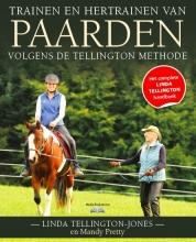 Mandy Pretty Linda Tellington Jones, Trainen en hertrainen van paarden