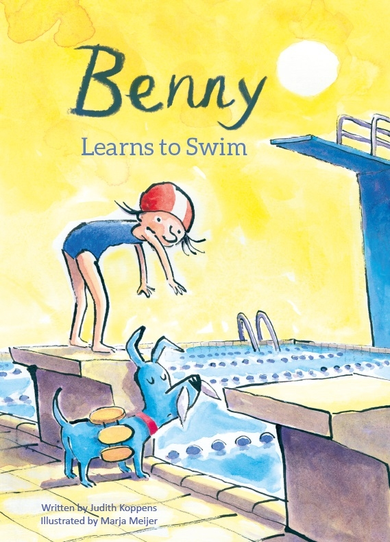 Judith Koppens,Benny learns to swim