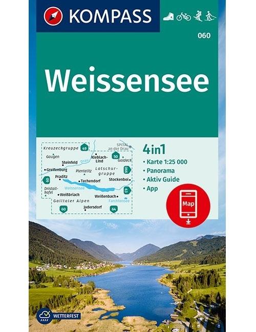 ,Kompass WK060 Weissensee