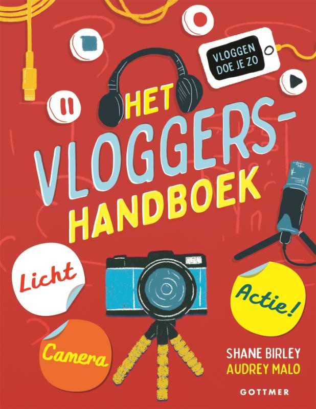 Shane Birley,Het vloggershandboek