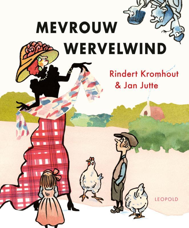 Rindert Kromhout,Mevrouw Wervelwind