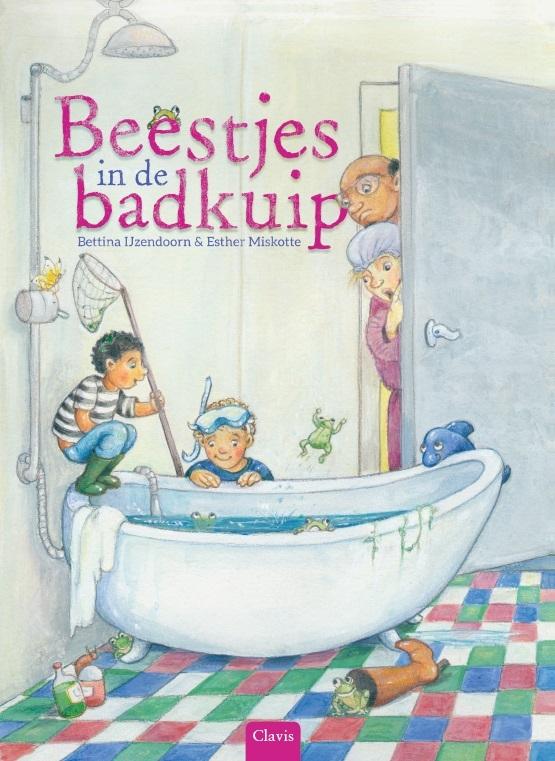 Bettina IJzendoorn,Beestjes in de badkuip