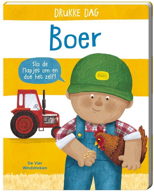 Dan Green,Drukke Dag. Boer