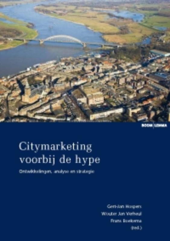 ,Citymarketing voorbij de hype