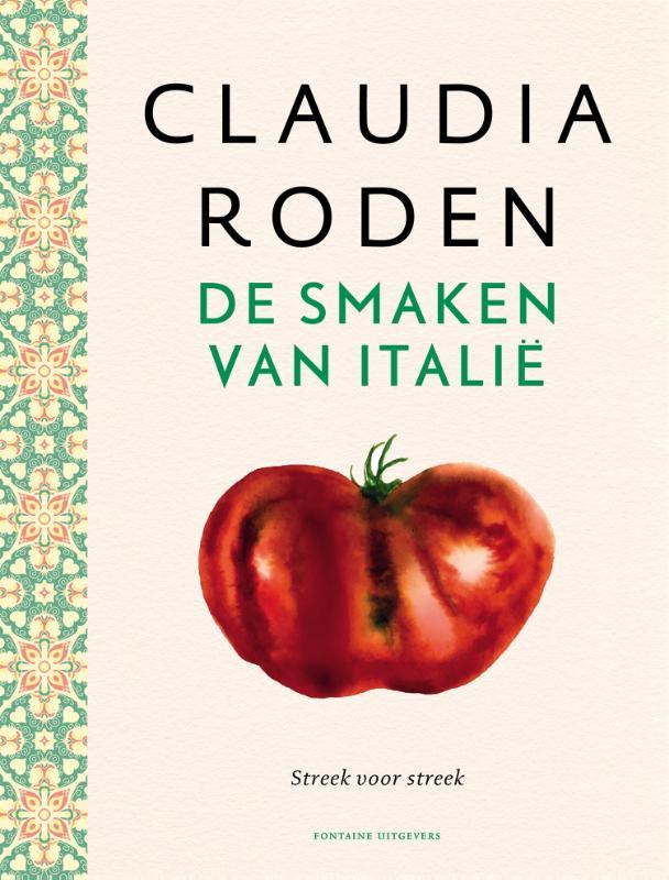 Claudia Roden,De smaken van Italië