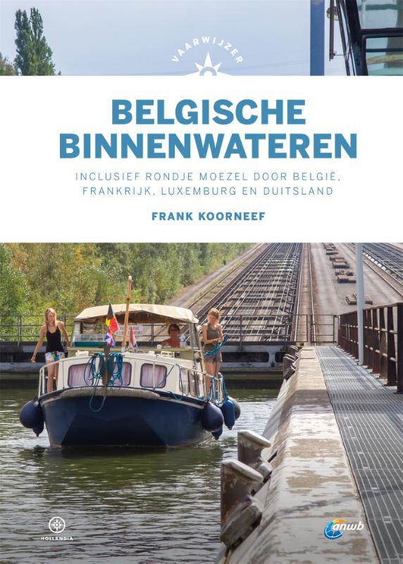 Frank Koorneef,Vaarwijzer Belgische binnenwateren