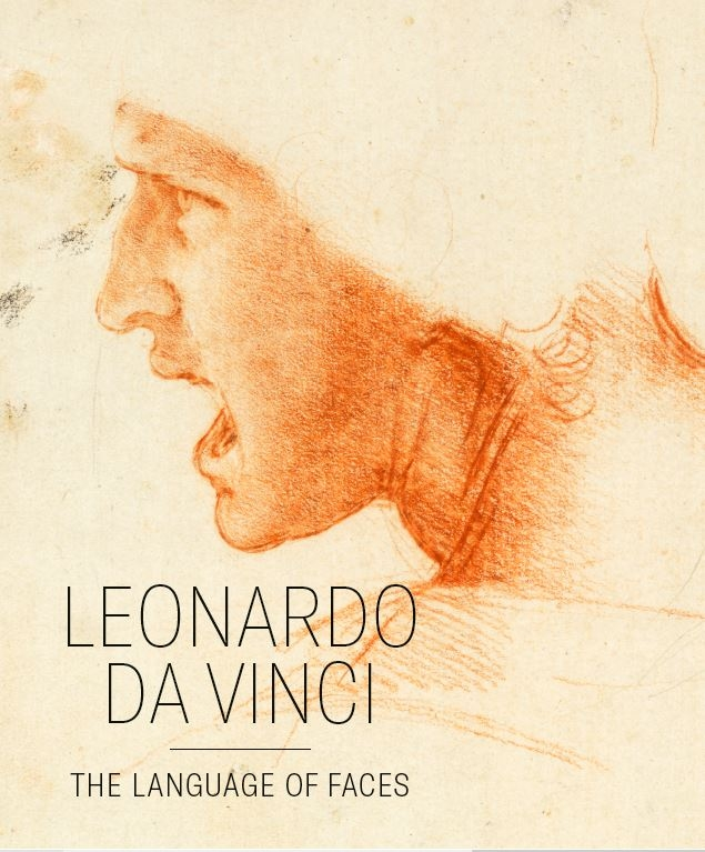 Michael Kwakkelstein, Michiel Plomp,Leonardo da Vinci - The language of faces