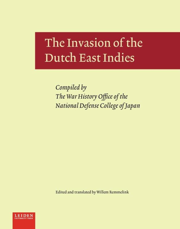 ,The invasion of the Dutch East Indies