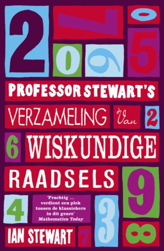 Ian Stewart,Professor Stewart`s verzameling van wiskundige raadsels
