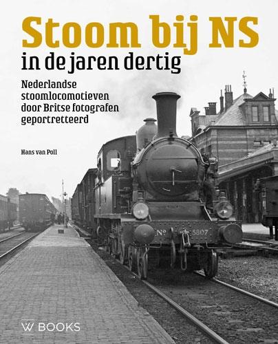 Hans van Poll,Stoom bij NS in de jaren dertig