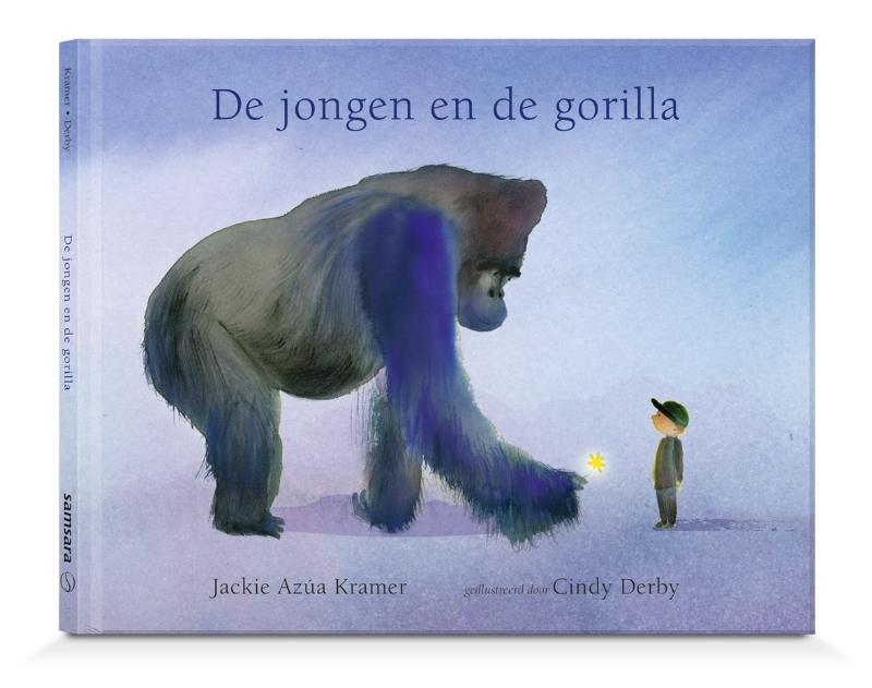 Jackie Azúa Kramer,De jongen en de gorilla