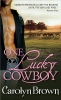 Brown, Carolyn,One Lucky Cowboy