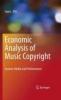 Pitt, Ivan L.,Economic Analysis of Music Copyright