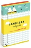 Chronicle,Land & Sea Notepads by Donna Wilson