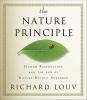 Louv, Richard,The Nature Principle